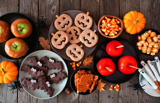 Halloween Candy 2020